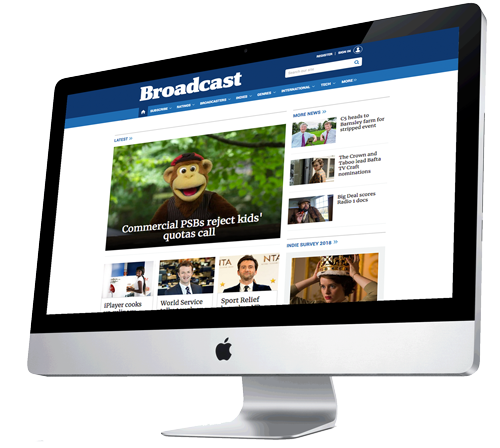 Broadcast-imac